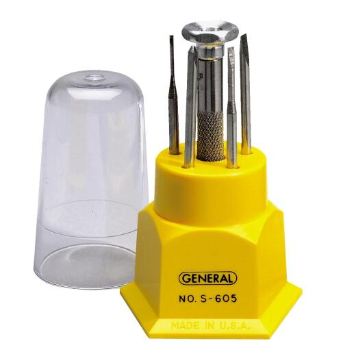 General Tools Jeweler Screwdriver