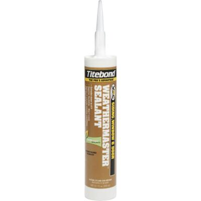 Titebond WeatherMaster 10 Oz. Polymer Sealant, 46661 Gray